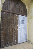 Alte Türen Stockbild