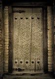 Alte Türen Lizenzfreies Stockfoto