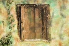 Alte Türen auf Räucherhaus Lizenzfreie Stockbilder