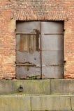 Alte Türen in der Bastion Lizenzfreie Stockfotografie