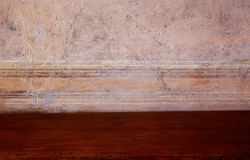 Alte Tapete und Muster Stockfotos