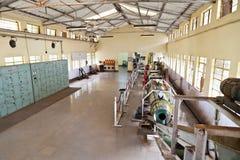 Alte Teefabrik Lizenzfreies Stockbild