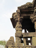 Alte Tempel-Architektur Lizenzfreie Stockfotos
