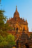 Alte Tempel in Bagan, Myanmar birma Stockbilder