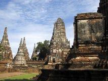 Alte Tempel-Ruine Lizenzfreies Stockbild
