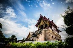 Alte Tempel Thailand Lanna Stockbilder