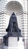 Alte Templar Statue Lizenzfreie Stockbilder