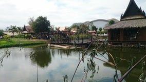 alte thai†‹Stadt Lizenzfreie Stockfotografie