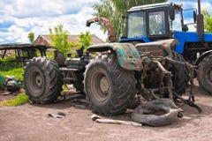 Alte Traktoren Lizenzfreie Stockbilder