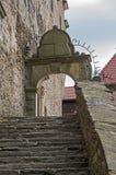Alte Treppen Stockfotos