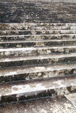 Alte Treppen lizenzfreie stockfotografie
