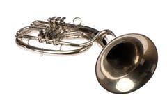 Alte Trompete stockbild