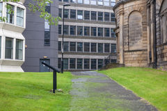 Alte u. neue Architektur in Newcastle Lizenzfreie Stockfotografie