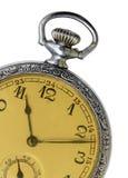 Alte Uhr Stockfoto
