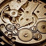 Alte Uhr Lizenzfreies Stockfoto