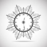 Alte Uhr Stockbilder