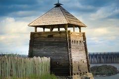 Alte ukrainische Festung lizenzfreie stockfotos