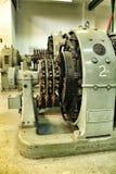 Alte und der Weinlese elektrische Transformatoren Stockbilder