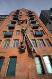 Alte und neue Architektur Stockfoto