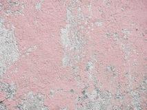 Alte und schöne Betonmauer Stockfotografie