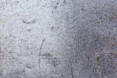 Alte und schmutzige Aluminiumbeschaffenheit Lizenzfreie Stockbilder