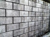 Alte und schmutzige Backsteinmauer Lizenzfreie Stockbilder
