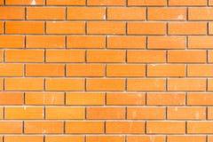 Alte und schmutzige Backsteinmauerbeschaffenheiten Stockfoto