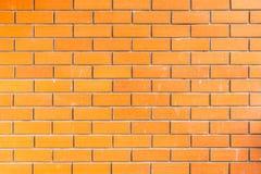 Alte und schmutzige Backsteinmauerbeschaffenheiten Stockbilder