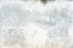 Alte und schmutzige Betonmauerbeschaffenheit und -hintergrund des Schmutzes Stockbilder