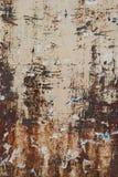 Alte und schmutzige Wand Stockbilder