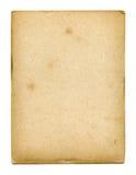Alte verwendete Papierbeschaffenheit Stockfotos