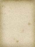 Alte verwendete Papierbeschaffenheit Stockbild