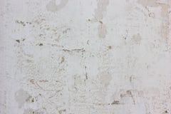 Alte verwitterte Betonmauerbeschaffenheit mit der Anzahl der Kratzer Lizenzfreie Stockbilder