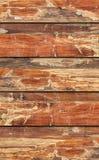 Alte verwitterte gebrochene flockige hölzerne lamellierte Block-Brett Platten-Schmutz-Beschaffenheit Stockfotografie