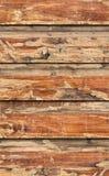 Alte verwitterte gebrochene flockige hölzerne lamellierte Block-Brett Platten-Schmutz-Beschaffenheit Stockbild
