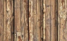 Alte verwitterte gebrochene flockige hölzerne lamellierte Block-Brett Platten-Schmutz-Beschaffenheit Lizenzfreie Stockfotos