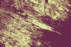Alte verwitterte hölzerne Beschaffenheit mit einer geschädigten Schicht entziehen Sie Hintergrund stockbild