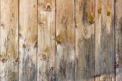 Alte verwitterte schäbige hölzerne Planken abstrakter Hintergrund Lizenzfreie Stockbilder