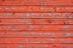 Alte verwitterte und Schalen-Holz-Zusammenfassung Stockbild