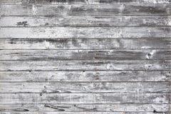 Alte verwitterte und Schalen-Holz-Zusammenfassung Lizenzfreies Stockbild