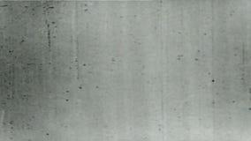 Alte verzerrte geschädigte Film-Streifen-Weinlese-Gesamtlänge mit Staub und Kratzer, 16mm wirklich stock video