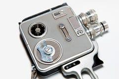 Alte Videokamera Lizenzfreies Stockbild
