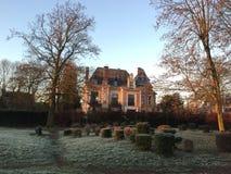 Alte Villa stockbilder