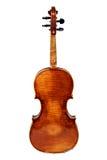 Alte Violine, auf einem weißen Hintergrund Lizenzfreie Stockbilder