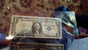 Alte Währung lizenzfreie stockfotografie
