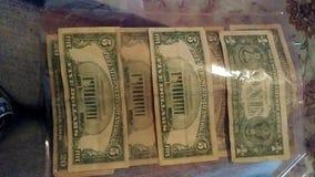 Alte Währung lizenzfreies stockfoto