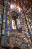 Alte Wände orthodoxe Kirche Lizenzfreie Stockfotografie