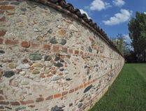 Alte Wand Lizenzfreies Stockbild