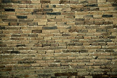 Alte Wand Stockfoto