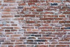 Alte Wand auf Ayutthaya-Tempel Thailand Lizenzfreies Stockbild